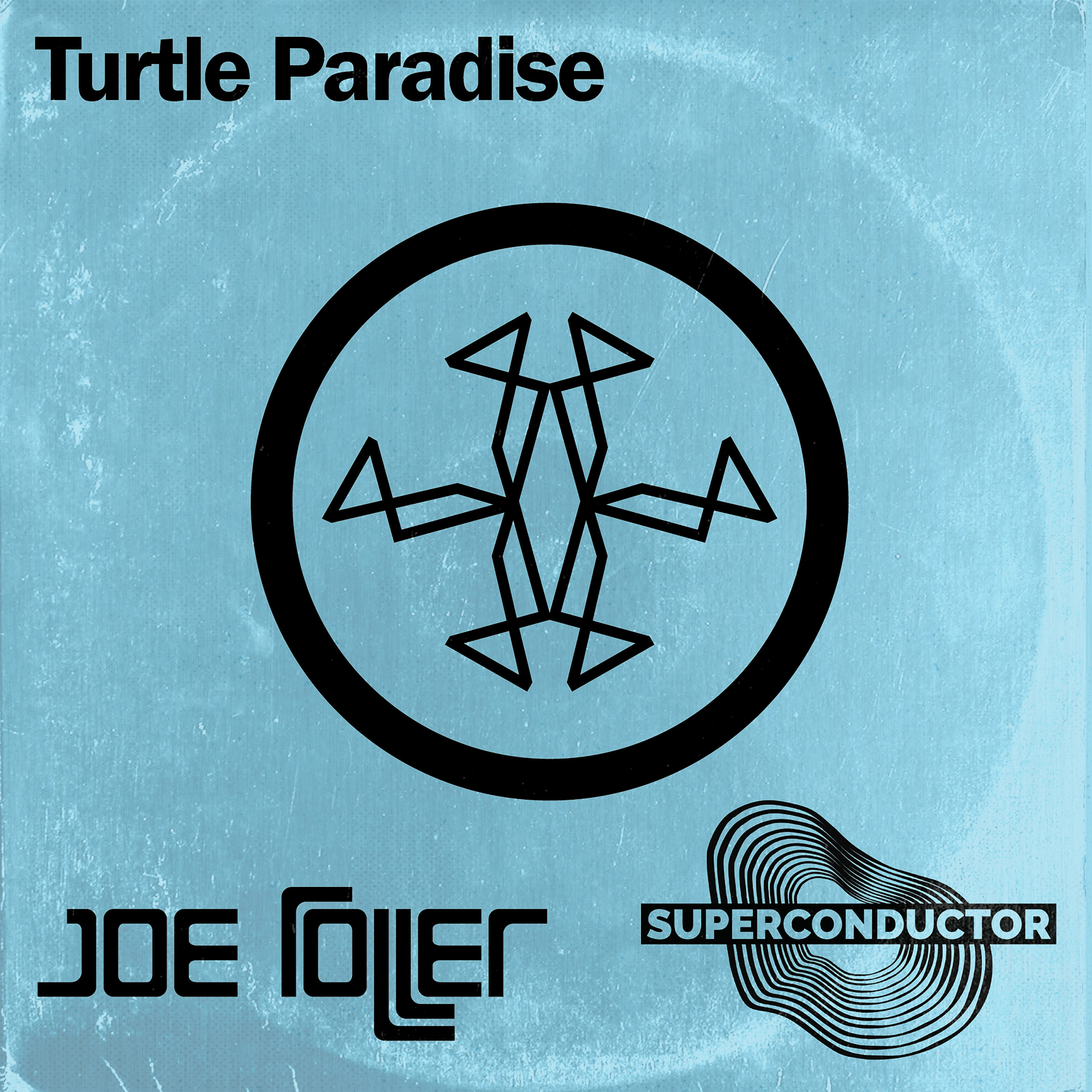 Joe Roller, Superconductor - Turtle Paradise Art
